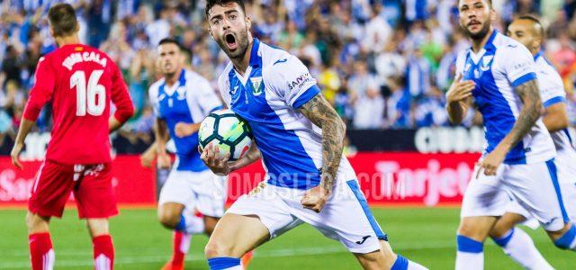El Leganés, entre los equipos que más puntos por gol promedian de Europa