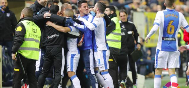 El Leganés sella un histórico pase a cuartos