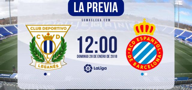 Leganés – Espanyol: a extender la euforia en Liga