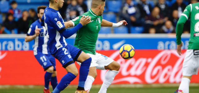 El Lega remonta un 2-0 y puntúa en Vitoria