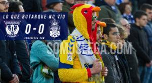 Lo que Butarque no vio del Leganés – Las Palmas