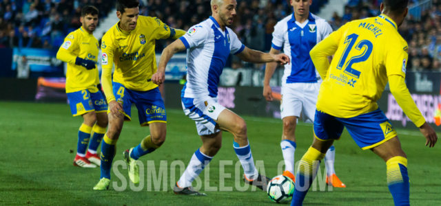 El Lega se queda a medias ante Las Palmas