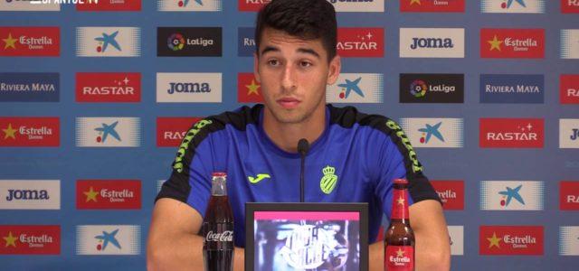 Marc Roca no jugará en el Leganés