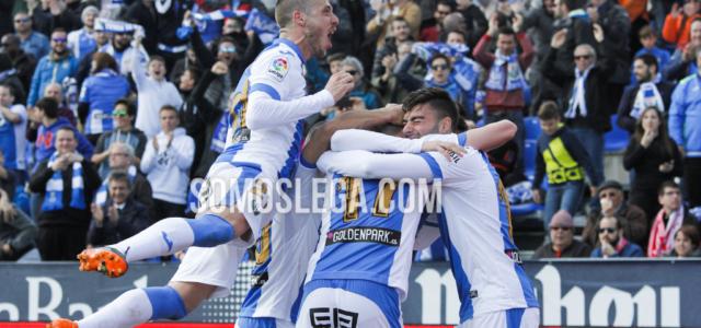 Una solvente victoria ante el Sevilla coloca al Leganés 15 puntos por encima del descenso