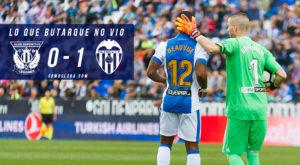Lo que Butarque no vio del Leganés – Valencia