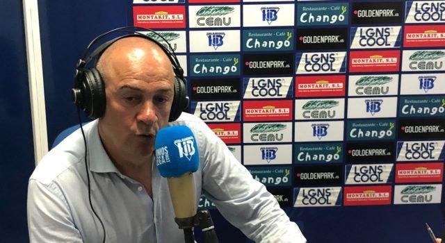 """Felipe Moreno: """"Tardaremos menos en llegar a Europa de lo que hemos tardado en llegar a Primera"""""""