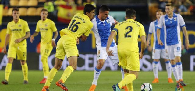 Un quiero y no puedo en Villarreal (2-1)