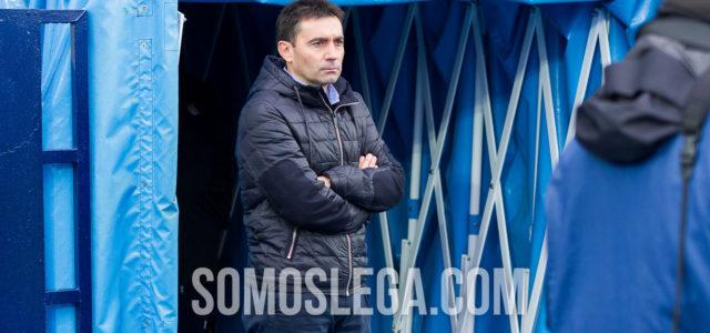 Garitano no seguirá en el Leganés