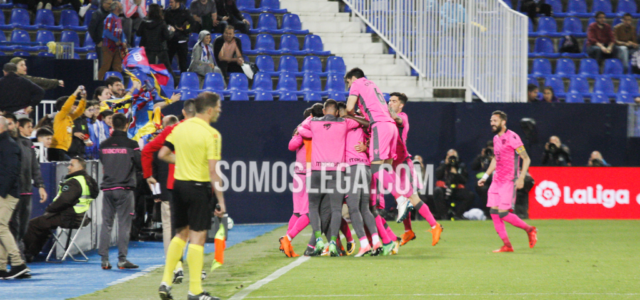 El Levante liquida (0-3) a un previsible Leganés en cinco minutos